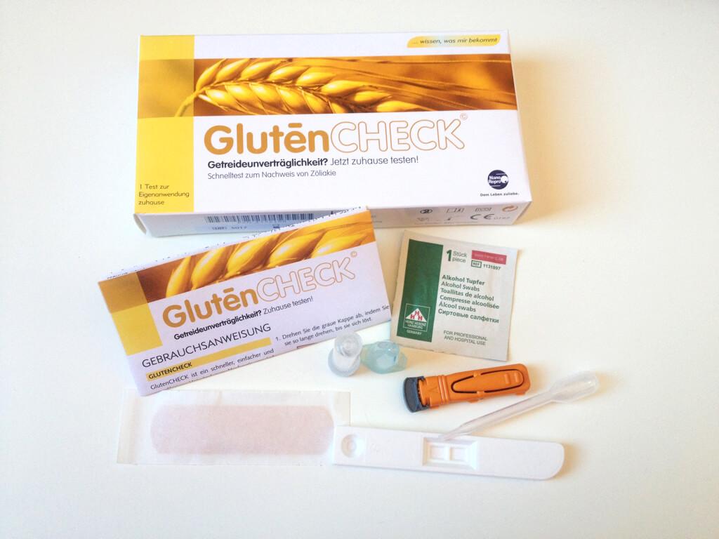 Glutenintoleranz Test diskret online kaufenMedizinischer Selbsttest