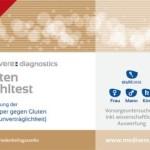 Medivere Glutenintoleranztest